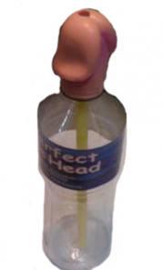 Botella Pene