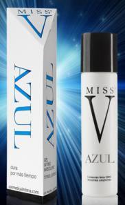 Miss V Azul