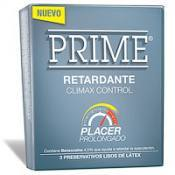 Preservativo Prima Retardante x 3